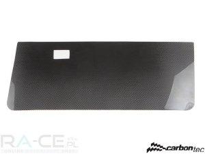 Panele carbonowe drzwi Peugeot 205