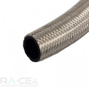 Wąż paliwowy w oplocie stalowym Moquip 8mm