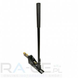 OBP, zestaw - hydrauliczny ręczny pionowy 600mm z blokadą + pompa