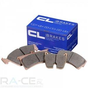 Klocki hamulcowe CL Brakes, RC6, Honda Civic Type-R, oś przednia.