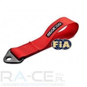 Pasek holowniczy Sparco FIA