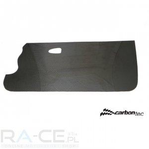 Panele carbonowe drzwi Clio Sport 172/182
