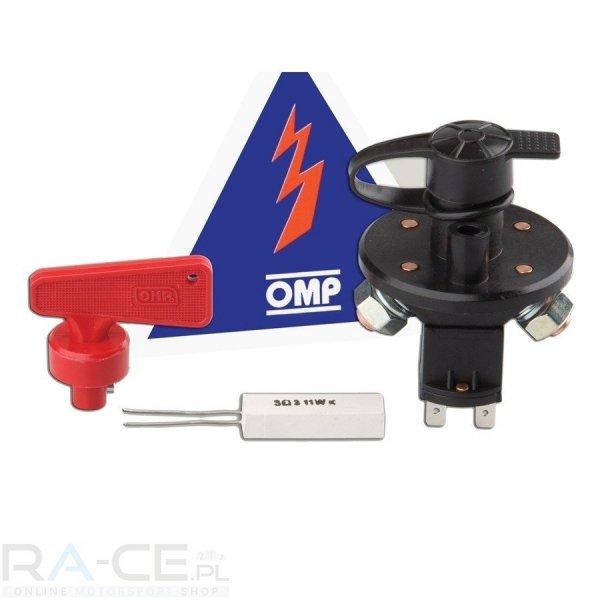 Wyłącznik 6-biegunowy OMP FIA