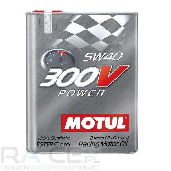 Motul, 300V Power 5W40, 2 litry