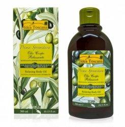 Relaksujący olejek do ciała 300ml - Idea Toscana