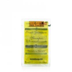 Normalizujący szampon do włosów 7ml - próbka - Idea Toscana