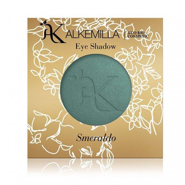 Cień do powiek Smeraldo 4g - satynowy - Alkemilla