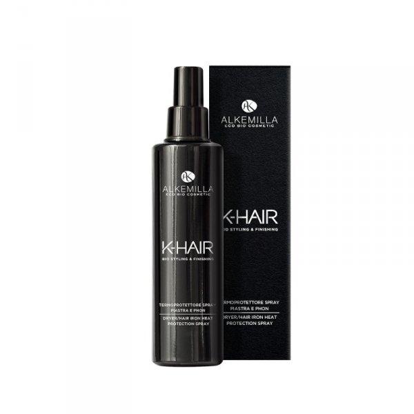 Olejek ochronny do włosów zwiększający blask 100ml K-HAIR - Alkemilla