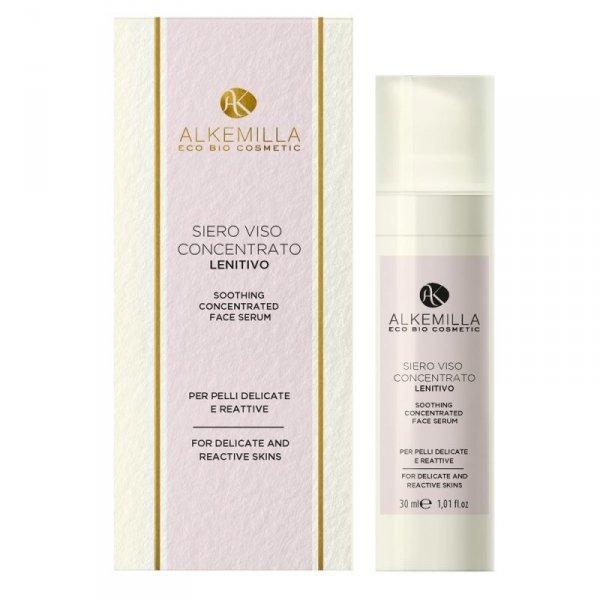 Skoncentrowane serum do twarzy dla skóry wrażliwej i reaktywnej - Alkemilla