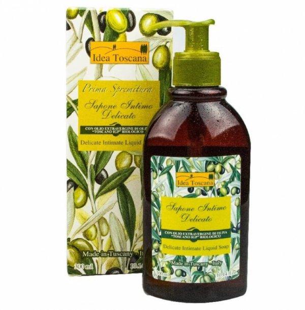 Mydło do higieny intymnej w płynie 300 ml - Idea Toscana