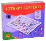 Alexander Literki i Cyferki w Pudełku