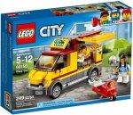 LEGO City Foodtruck z pizzą