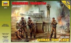 Zvezda German Tank Crew 1943-1945