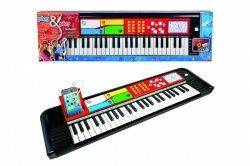 Simba Keyboard z możliwością podłączenia Mp3