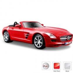 Maisto Model kompozytowy Mercedes-Benz SLS AMG Roadster