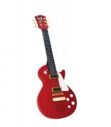 Simba Gitara rockowa czerwona