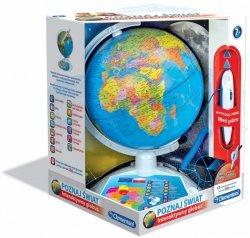Interaktywny Edu Globus Poznaj świat