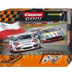 Carrera GO!!! GT Speed Zestaw Verva PL