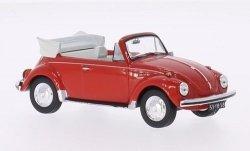 PREMIUM X Volkswagen Beetle Convertible 1973 (red)