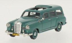 PREMIUM X Mercedes-Benz Pontoon (W120) Binz Station Wagon 1954 (light green)