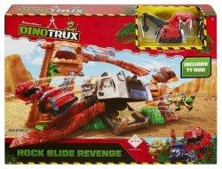 Mattel DINOTRUX Przygoda w kanionie