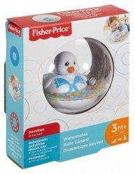 Fisher Price Kaczuszka kąpielowa, biała
