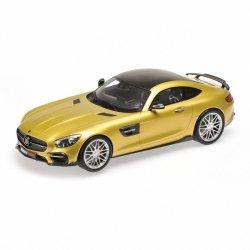 MINICHAMPS Brabus 600 Auf Basis Mercedes-Benz AMG GT S 2016 (gold)