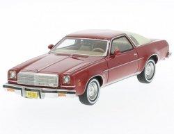 NEO MODELS Chevrolet Malibu 2-Door 1974 (red/light beige)