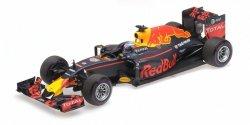 MINICHAMPS Red Bull Racing TAG-Heuer RB12 #3 Daniel Ricciardo 1st Pole Position Monaco GP 2016