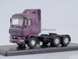SSM AZ-6430 Tractor Truck (facelift) (purple)