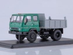SSM KAZ MMZ-4502 Dump Truck (green/grey)