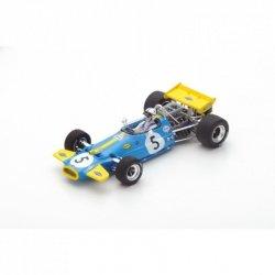SPARK Brabham BT33 #5 Jack Brabham 2nd Monaco GP 1970