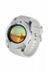 Garett Electronics Smartwatch G11 biało-srebrny
