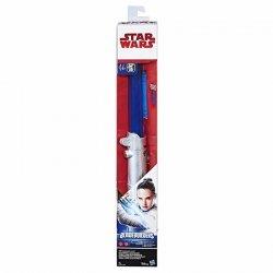 Hasbro Star Wars, E8 Miecz świetlny Rey