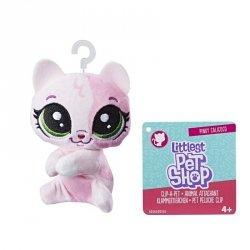 Hasbro Pluszowa przypinka Littlest Pet Shop Pinky Calicoco