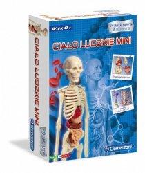 Clementoni Ciało ludzkie mini