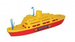 WADER-POLESIE Statek Transatlantyk