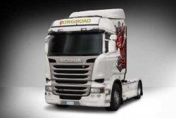 Italeri Scania R730 Streamline-Highline Cab