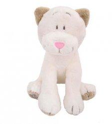 Pluszak Kot Flavio 20 cm biały