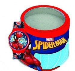 Pulio DIAKAKIS Zegarek analogowy Spiderman w puszce