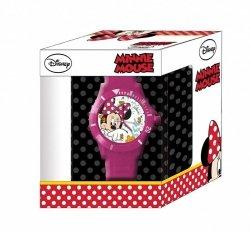 Pulio DIAKAKIS Zegarek analogowy Minnie w pudełku