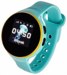 Garett Electronics Smartwatch zegarek Kids Smile niebieski