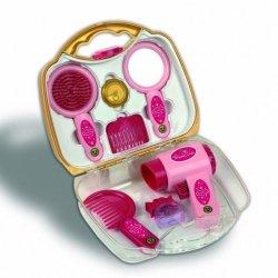 Klein Zestaw fryzjerski w walizce mały Princess Coralie
