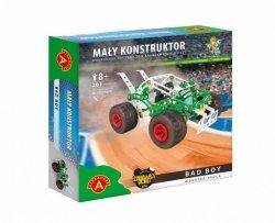 Alexander Zestaw konstrucyjny Mały Konstruktor Monster Truck - Bad boy
