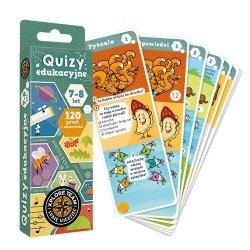 CzuCzu Gra Xplore Team Quizy dla dzieci 7-8 lat