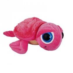 Pluszak Żółw różowy 20cm