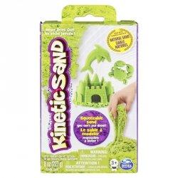 Piasek kinetyczny KINETIC SAND Małe opakowania, zielony