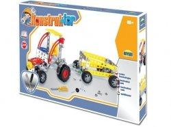 Dromader Zestaw konstrukcyjny - Konstruktor, 206 elementów Traktor