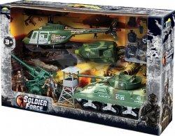 Dromader Zestaw figurek wojskowych w pudełku