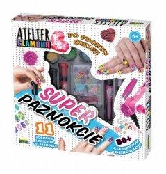 Zestaw do manicure Atelier Glamour - Super paznokcie